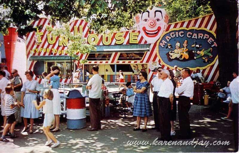 Mountain Park 1950s Thru 1980s